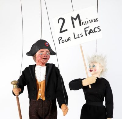 Marionnettes et transgression