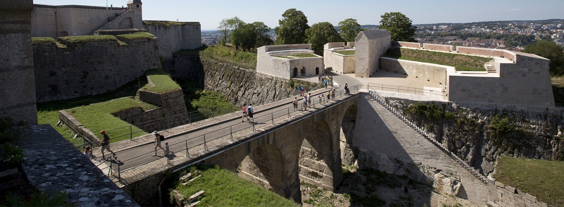 illustration Citadelle de Besançon