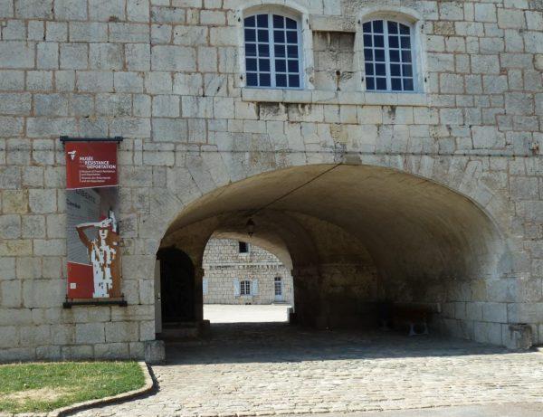 Musée de la Résistance et de la Déportation fermé