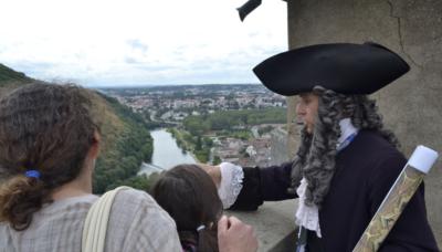 Visite comédien « Sur les traces de Vauban »