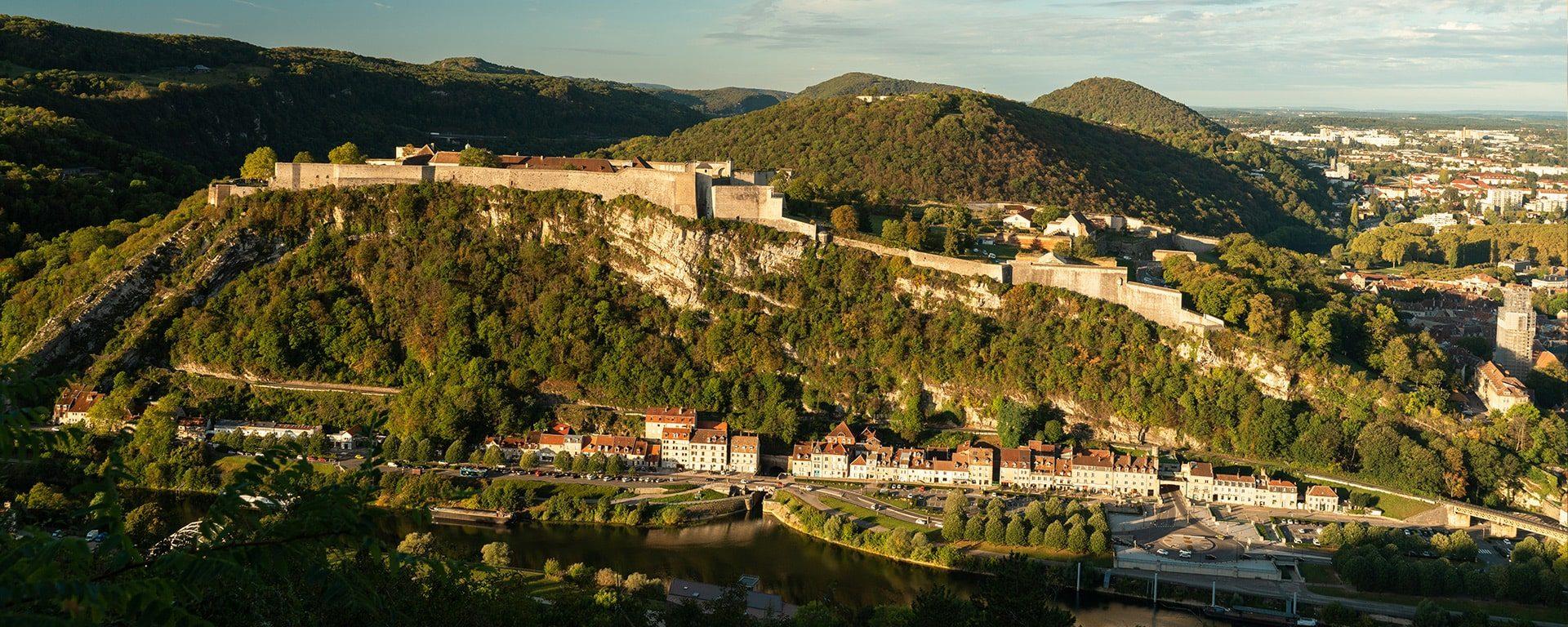 illustration La Citadelle de Besançon