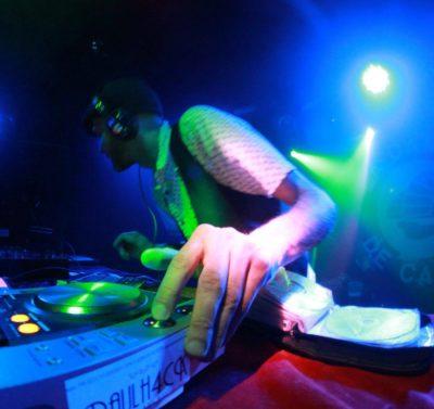 DJ FRD BLK au Qinze