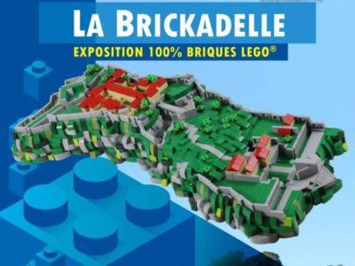 Exposition La Brickadelle